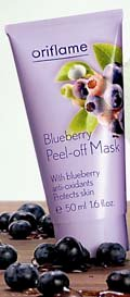 Tea Tree Face Mask-Blueberry Peel-off Mask