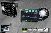 Inno3D Geforce 7600GT NV Silencer6 I-Chill ArcticCooling (Geforce 7600GT, 256MB,128-bit, GDDR3, PCI-Expressx16)