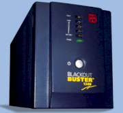 Black Out Buster 20E-2000VA/1200W (Line-Interactive)