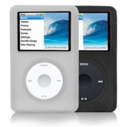 Sport grip for ipod classic (black/white)