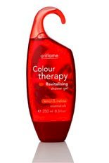 Colour Therapy - Colour Therapy Revitalising Shower Gel Gel tắm màu đỏ cam