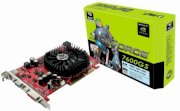 PALIT GeForce 7600GS (NDIVIA GeForce 7600GS, 256MB, 128-bit, GDDR2, PCI Express x16)