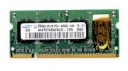 Samsung - DDRam - 256MB - Bus 333MHz - PC2700  For notebook