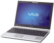 Sony Vaio VGN-SZ75/B, Intel Core 2 Duo T8100(2.1GHz, 3MB L2 Cache, 800MHz FSB), 1GB DDR2 667MHz, 160GB SATA HDD, Windows Vista Home Premium