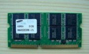 Samsung - DDRam - 128MB - Bus 333 MHz - PC 2700  For notebook