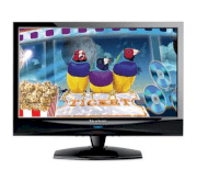 ViewSonic N1630W (16-inch 720p Full HD LCD HDTV)