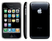 Apple iPhone 3G 8GB Black (Lock Version)