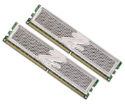 OCZ Platinum - DDR2 - 4GB (2x2GB) - bus 1000MHz - PC2 8000 kit