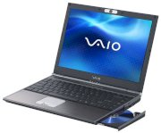 Sony Vaio VGN-SZ340P7 (Intel Core 2 Duo T5600 1.86GHz, 512MB RAM, 100GB HDD, VGA NVIDIA GeForce Go 7400 / Intel GMA 950, 13.3 inch, Windows XP Professional)