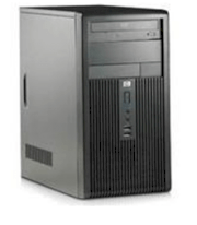Máy tính Desktop HP DX7400 KN667PA, Intel Core 2 Duo E4500 (2.2 GHz, 2MB L2 Cache, 800GHz FSB), 160GB Serial ATA Smart IV 3.0 Gb/s, 512MB DDR2, DVD-CD/RW Combo, Intel® Pro 10/100/1000 PT PCIe Gigabit NIC, 16 in 1 Card-reader, Windows XP Professional