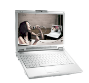ASUS W7J-1B3P (Intel Core 2 Duo T5600 1.83GHz, 1GB RAM, 100GB HDD, NVIDIA GeForce Go7400, 13.3 inch, Linux)