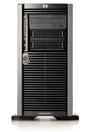 HP Proliant ML370 G5 (458345-371), 2.66Ghz CPU, 2GB RAM, 72.8GB HDD