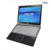 ASUS U3Sg-3P047 (U3Sg-1A3P) (Intel Core 2 Duo T8100 2.1Ghz, 1GB RAM, 120GB HDD, VGA NVIDIA GeForce 9300M G, 13.3 inch, PC Dos)