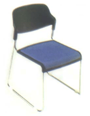 Office Chair - Sankei CT01 MY Blue