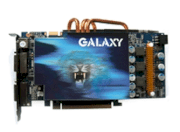 GALAXY GeForce  9600GT Silent Heatpipe with XTREME TUNER (512MB, 256-bit, GDDR3, PCI Express 2.0 x16 )