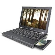 IBM-Lenovo 3000 V100 (4AU) (Intel Core 2 Duo T7200 2.0Ghz, 1GB RAM, 120GB HDD, VGA Intel GMA 950, 12.1 inch, Windows XP Pro)