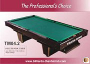 Bida Lỗ (Pool Table) TM04.2