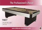 Bida Lỗ (Pool Table) TM07