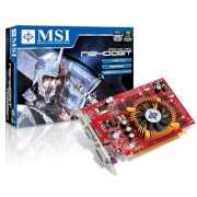 MSI N9400GT-MD1G (NDIVIA Geforce 9400GT, 1GB, 128-bit, GDDR2, PCI Express x16 2.0)