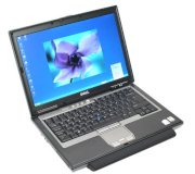 Dell Latitude D620 (Intel Core Duo T2300 1.66Ghz, 1GB RAM, 40GB HDD, VGA Intel GMA X3100, 14.1 inch, Windows XP Home)