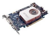 Asus EN7300GT TOP/HTD/128M (NVIDIA GeForce 7300GT, 128MB, 128-bit, GDDR3, PCI Express x16)