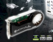 Inno3D Geforce 8500 GT NV Silencer IChillite ArcticCooling (Geforce 8500 GT, 256MB, 128-bit, GDDR3, PCI-Express x 16)