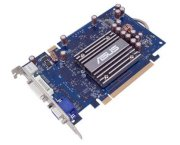 Asus EN7600GS TOP SILENT/HTD/512M (NVIDIA GeForce 7600GS, 512MB, 128-bit, GDDR2, PCI Express x16)