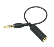 DAYDEAL Solutions 3.5mm Headphone Adapter Cable for Apple iPhone