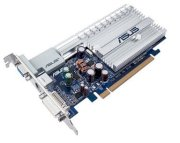 Asus EN7300LE TOP/HTD/256M (NVIDIA GeForce 7300LE, 256MB, 64-bit, GDDR2, PCI Express x16)