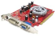 PALIT Geforce 7300GS (NDIVIA GeForce 7300GS, 256MB, 64-bit, GDDR2, PCI Express x16)