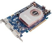 Asus EN7600GS TOP/2DHT/256M (NVIDIA GeForce7600GS, 256MB, 128-bit, GDDR3, PCI Express x16)