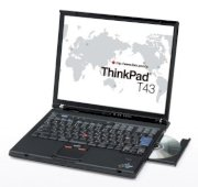 Lenovo ThinkPad T43 (2687-D4U) (Intel Pentium M 750 1.86Ghz, 1GB RAM, 40GB HDD, VGA ATI Radeon X300, 15 inch, Windows XP Professional)