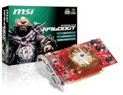 MSI N9600GT-MD1G (NVIDIA GeForce 9600 GT, 1GB, GDDR3, 128-bit, PCI Express x16 2.0)