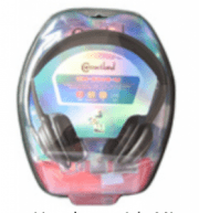Tai nghe Connectland USB Stereo Headset 0902062