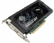 BFG NVIDIA GeForce 9600 GT OC (NVIDIA GeForce 9600 GT, 512MB,256-bit, GDDR3 , PCI Express x16 2.0 )