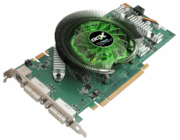 BFG NVIDIA GeForce 9600 GT OCX (NVIDIA GeForce 9600 GT, 512MB, 256-bit, GDDR3, PCI Express x16 2.0) ThermoIntelligence