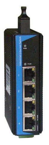 3ONEDATA IES214 - 1 Cổng Quang + 4 Cổng Ethernet