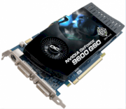 BFG NVIDIA GeForce 9600 GT OC2 (NVIDIA GeForce 9600 GT, 512MB, 256-bit, GDDR3, PCI Express x16 2.0)