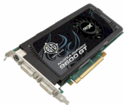 BFG NVIDIA GeForce 9600 GT OCX (NVIDIA GeForce 9600 GT, 512MB, 256-bit, GDDR3, PCI Express x16 2.0)