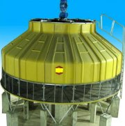 Cooling Tower BKC 100RT
