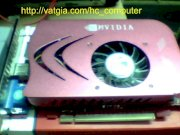 Geforce Nvidia 9600GT 1GB( NVIDIA GeForce 9600 GT ,1Gb, 128-bit, GDDR3, PCI Express x16)