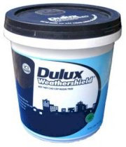 Dulux Weathershield High Sheen bóng (18L)