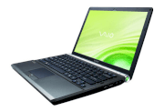 Sony Vaio SR Series VGN-SR420J/H (Intel Core 2 Duo T6500 2.1GHz, 4GB RAM, 320GB HDD, VGA ATI Radeon HD 4570, 13.3 inch, Windows Vista Home Premium )