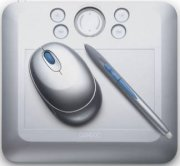 Wacom Bamboo Fun Small Pen Tablet CTE450W