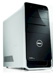 Máy tính Desktop DEll Studio XPS 9000 (Intel Core i7-920 2.66GHz, 4GB RAM, 640GB HDD, VGA nVidia GeForce GT 220, Windows Vista Home Premium )