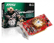 MSI N9600GT-MD512 Classic (NVIDIA GeForce 9600 GT, 512MB, GDDR3, 128bit, PCI Express x16 2.0)