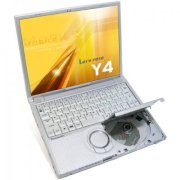 Panasonic Let's Note CF-Y4 (Intel Pentium M ULV 1.6GHz, 512MB RAM, 60GB HDD, VGA 915GMS, 14.1 inch, Windows XP Professional)