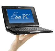 ASUS Eee PC 904HD (BK004X) Netbook Black (Intel Mobile ULV Celeron 900MHz, 1GB RAM, 80GB HDD, VGA Intel GMA 950, 8.9 inch, Windows XP Home)