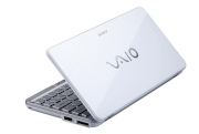 Sony Vaio VGN-P25G/W Netbook (Intel Atom Z540 1.86GHz, 2GB RAM, 64GB SSD, VGA Intel GMA 500, 8 inch, Windows Vista Home Premium)
