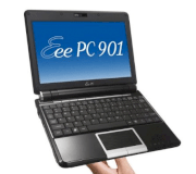 ASUS Eee PC 901 BK020 Netbook (Intel Atom N270 1.6MHz, 1GB RAM, 40GB SSD HDD, VGA Intel GMA 900, 8.9 inch, PC Linux)